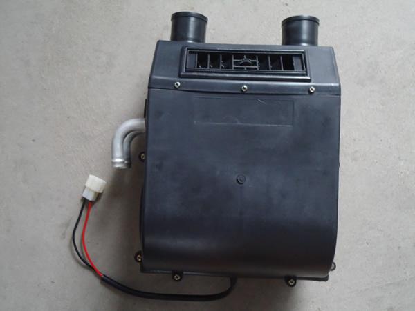 汽车暖风机 电动汽车暖风机 泰安金海机械加工有限责任公司高清图片